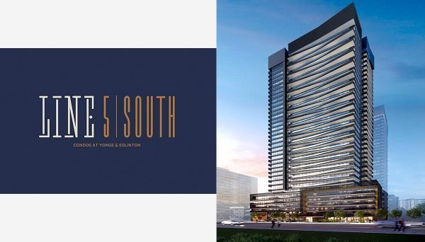 Line 5 Condos South Tower