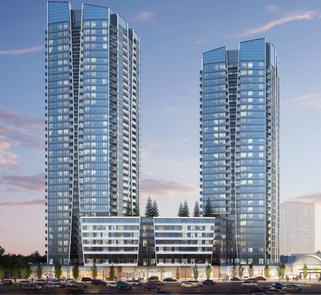 Promenade Park Towers Condos