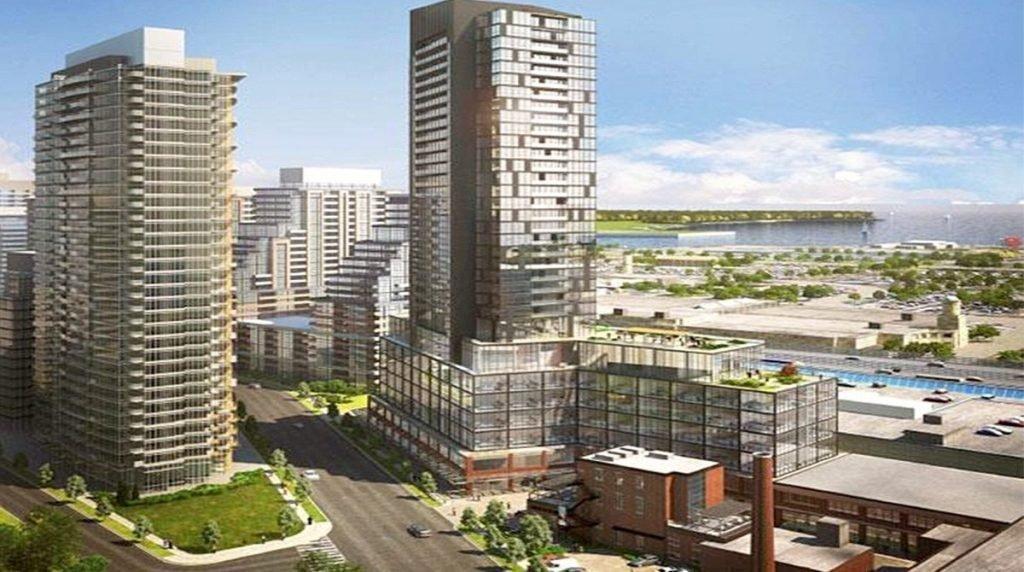 Liberty Market Tower Condos