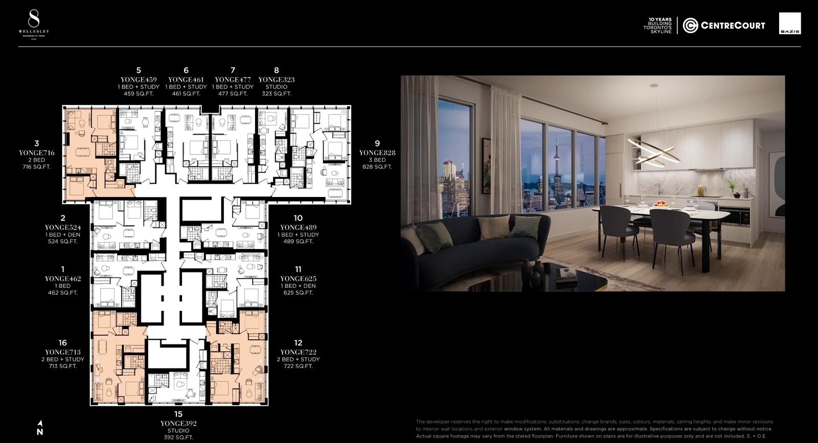 2-Bed Suite (2)