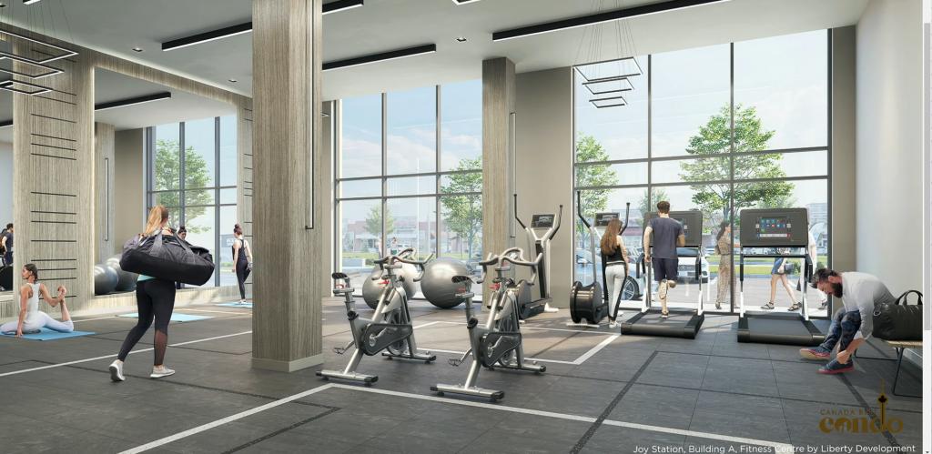 Joy Station Gym