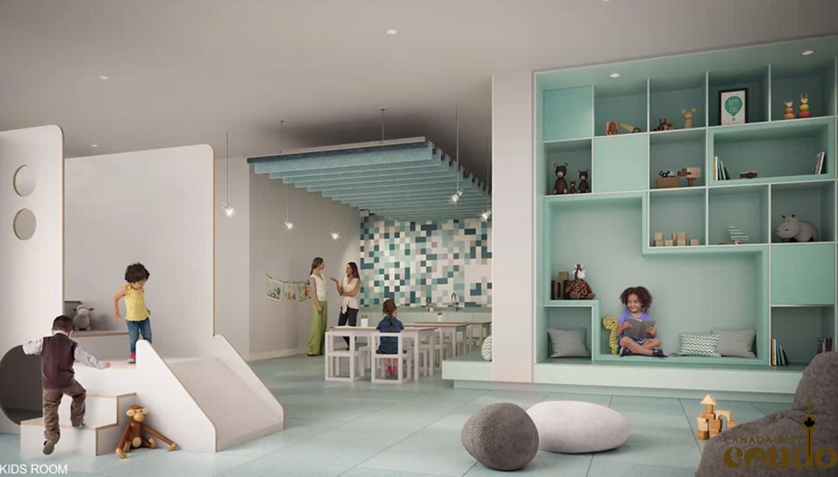 M4 Kids Room