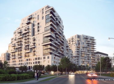 Queen Ashbridge Condos