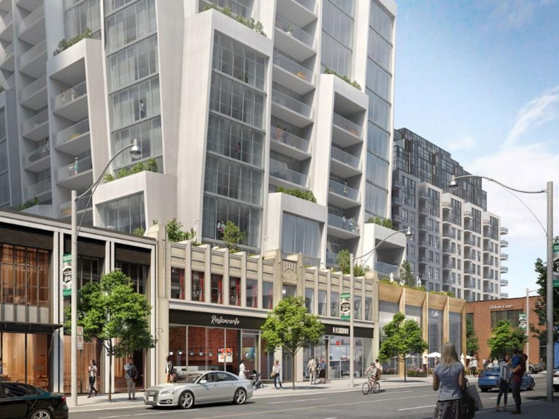Street-Level-View-of-One-Delisle-Condos-by-Slate-Asset-Management-6-v10-full
