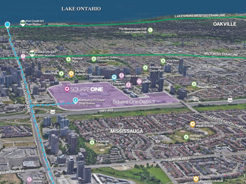square-one-district-condos-for-sale-site-location